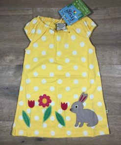 Neues Kleid von Frugi