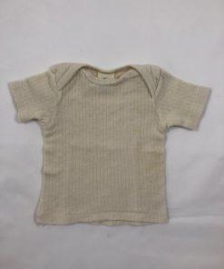 Shirt aus Wolle/Seide mit Baumwolle von Cosilana