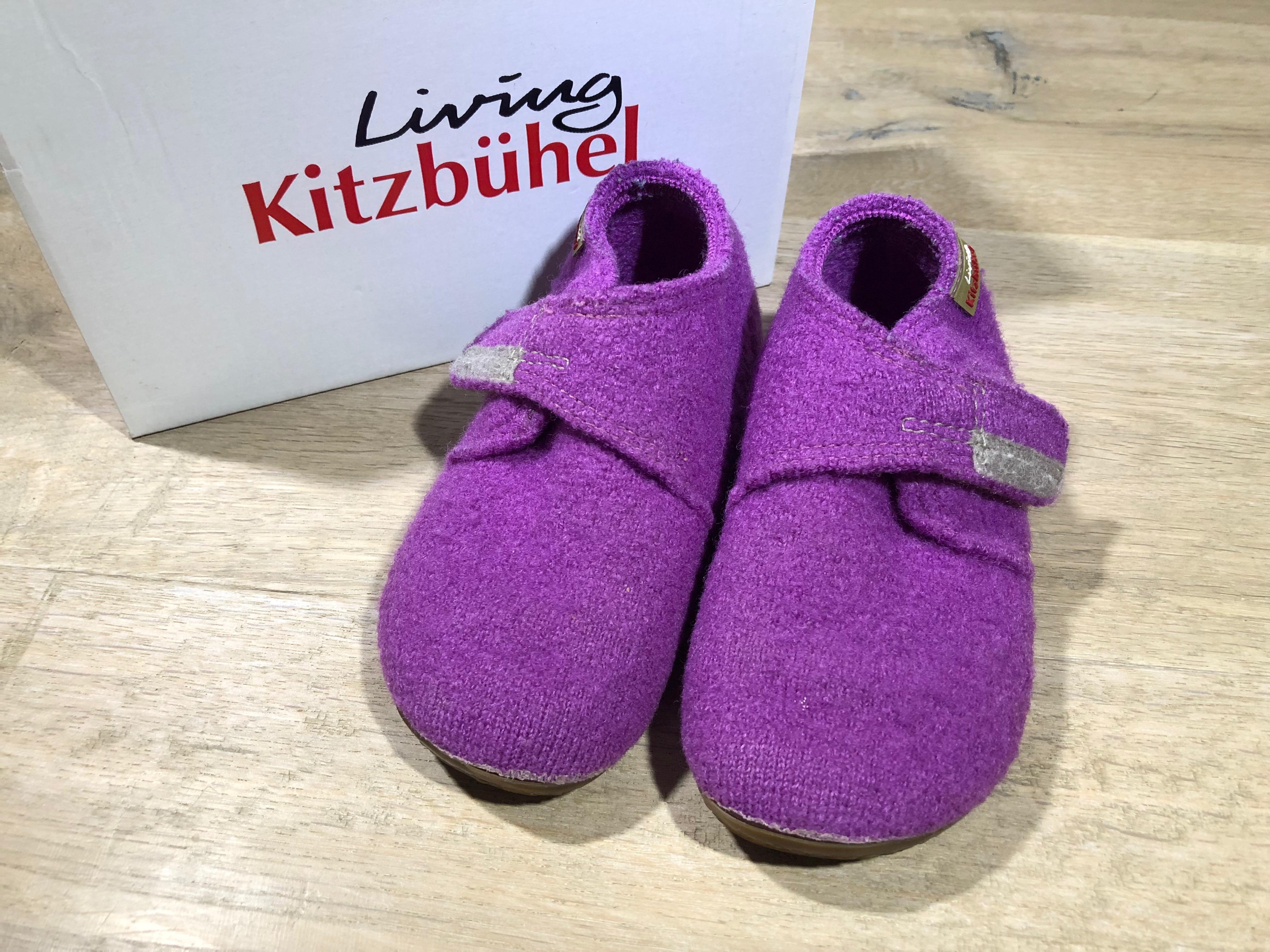 sneakers for cheap b7d88 17a1f Hausschuhe von Living Kitzbühel, Gr. 27