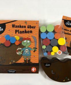 """Wanken über Planken von """"Die Olchis"""" (Oetinger)"""