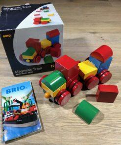 Magnetic Train BRIO Blocks (30124)