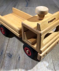 LKW-Kipper aus Holz von Fagus