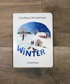 Winter von Eva-Maria Ott-Heidmann (Urachhaus)