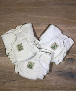 3er-Pack Windelhosen NAPPY von Lotties, Gr. S