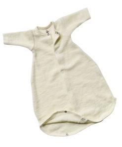 Neuer Wollfrottee-Schlafsack von Engel, Gr. 2 (62)