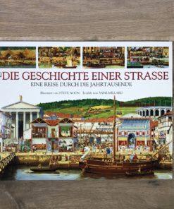Die Geschichte einer Strasse von Steve Noon und Anne Millard (Dorling Kindersley Verlag)