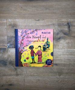 Jim Knopf und Prinzessin Li Si von Michael Ende (Thienemann Verlag)