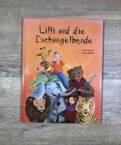 Lilli und die Dschungelbande von Heinz Janisch und Frauke Weldin (Nord-Süd Verlag)