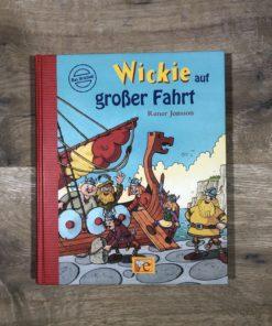 Wickie auf großer Fahrt von Runer Jonsson (ellermann Verlag)