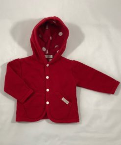 Sweat-Jacke von Organics for kids, Gr. 62
