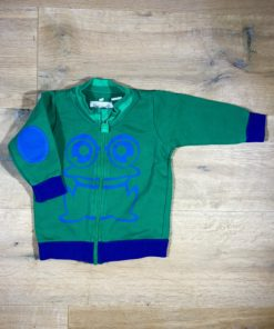 Sweatshirtjacke von Fred's World, Gr. 68/74