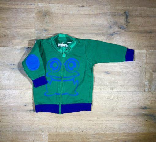 Sweatshirtjacke von Fred's World, Gr. 68/74