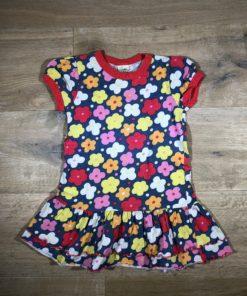 Kleid mit kurzen Ärmeln von Alana, Gr. 92