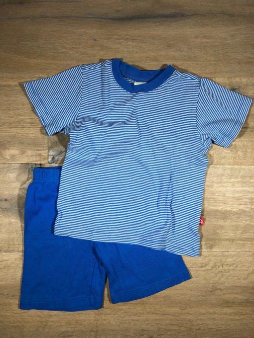 Zweiteiliger Schlafanzug mit kurzer Hose von Alana, Gr. 98