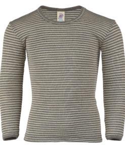 Neues Wolle/Seide-Shirt von Engel, Gr. 140