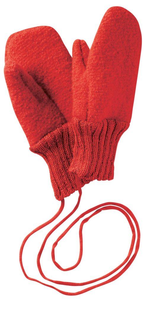 Neue Handschuhe aus Wollwalk von Disana, Gr. 02