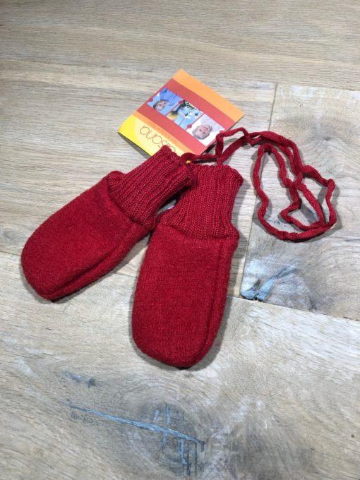 Neue Handschuhe aus Wollwalk von Disana, Gr. 01