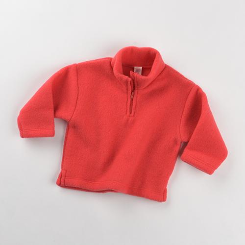 Neuer Wollfleece-Pullover von Engel, Gr. 74/80
