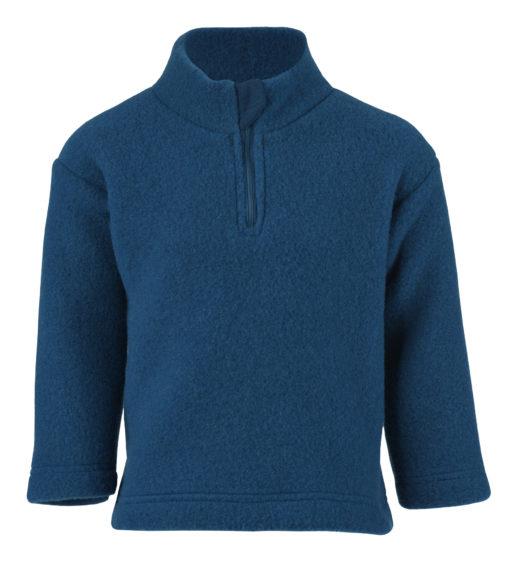 Neuer Wollfleece-Pullover von Engel, Gr. 110/116