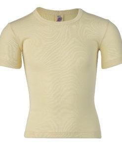 Neues Wolle/Seide-Shirt von Engel, Gr. 128