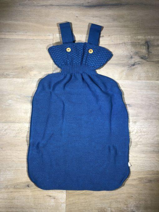 Neuer Strick-Schlafsack aus Wolle von Disana, Gr. 2 (75 cm)