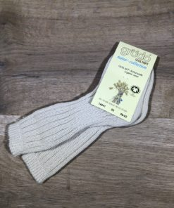 Neue Socken aus Schurwolle von grödo, Gr. 56/62