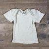 Wolle/Seide-Shirt von Engel, Gr. 74/80