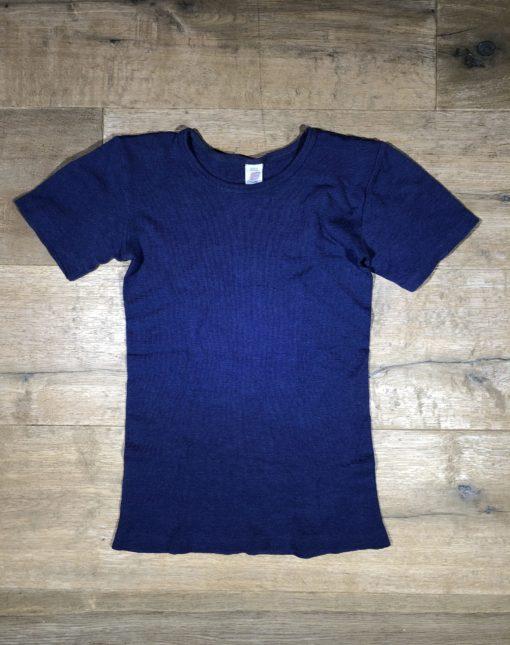 Wolle/Seide-Shirt von Engel, Gr. 158/164