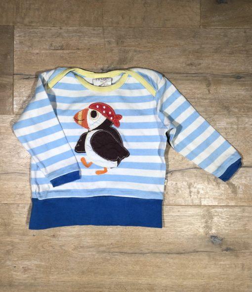 Leichtes Sweatshirt von Frugi, Gr. 68/74