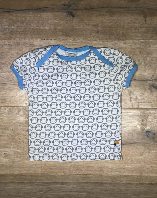 T-Shirt von loud+proud, Gr. 62/68