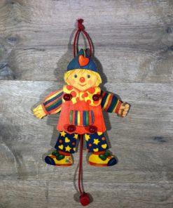 Hampelmann aus Holz von Selecta Spielzeug