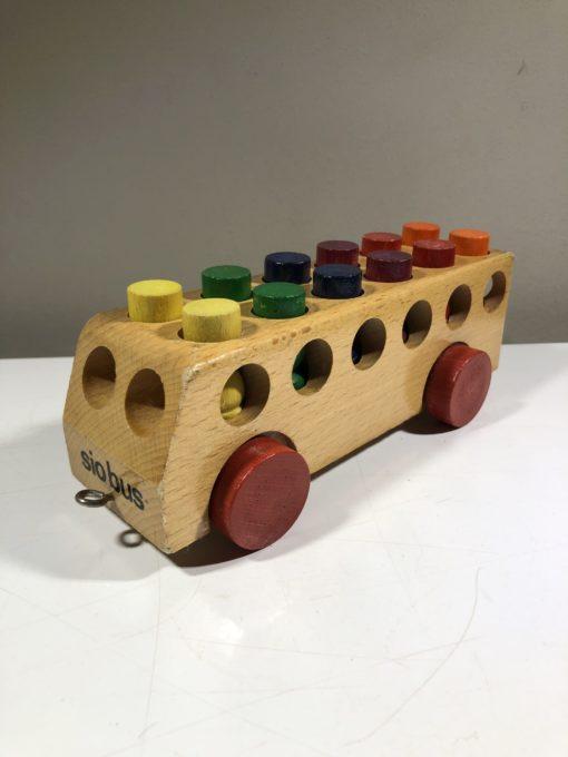 Holzbus von sio