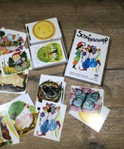 Schnippschnapp Kartenspiel von Kraul
