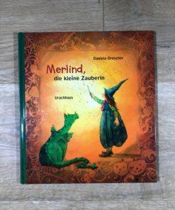 Merlind, die kleine Zauberin von Daniela Drescher (Urachhaus)