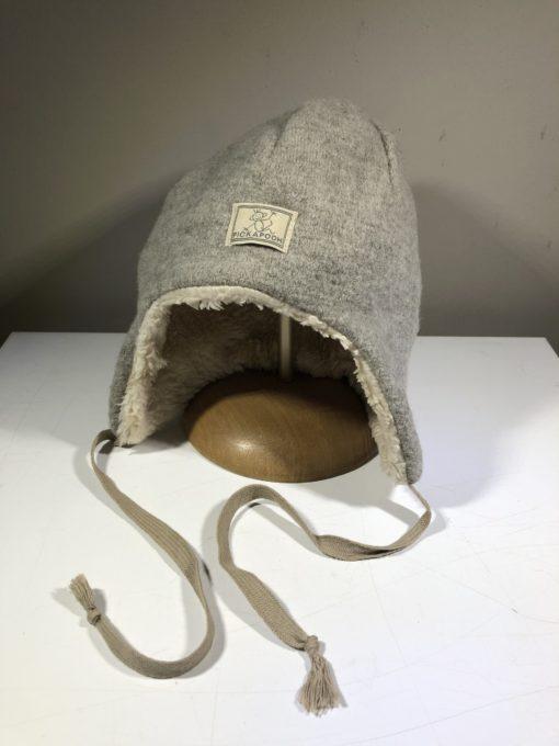 Wollwalkmütze von Pickapooh, Gr. 50