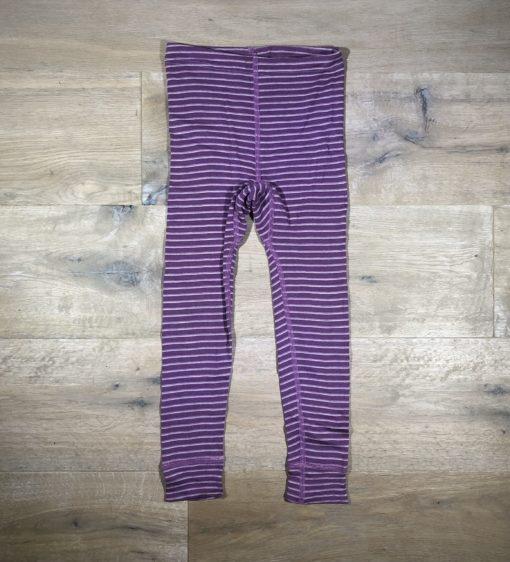 Lange Unterhose / Leggings aus Wolle/Seide von Alana, Gr. 110/116