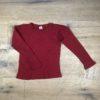 Shirt aus Wolle/Seide von Engel, Gr. 110/116
