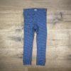 Lange Unterhose / Leggings aus Wolle/Seide von Alana, Gr. 104