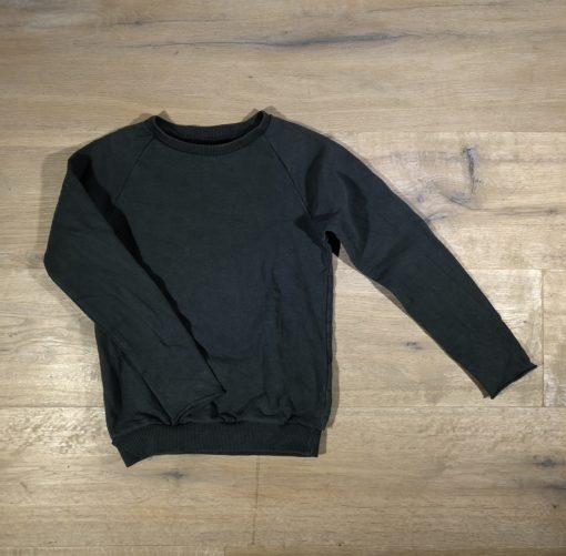 Sweatshirt von Little Hedonist, Gr. 122/128