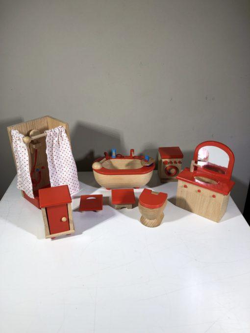 Puppenhausmöbel von goki (Badezimmer)