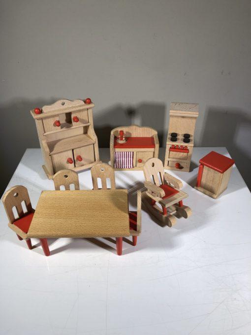 Puppenhausmöbel von goki (Küche)