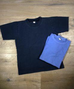 Zwei T-Shirts von Hessnatur, Gr. 140