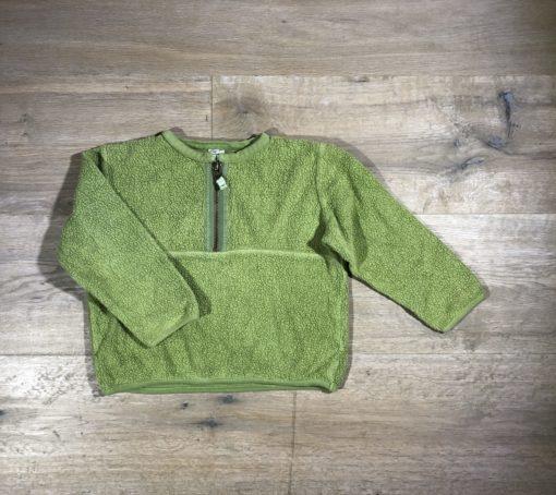 Fleece-Pullover von Hessnatur, Gr. 86/92