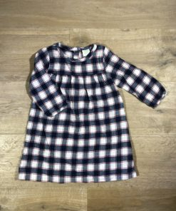 Flanell-Kleid von Alana, Gr. 92
